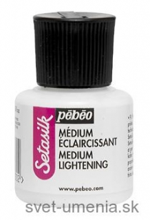 Pébéo Setasilk Lightening médium 45 ml